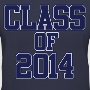 Class of 2014 - Women's V-Neck T-Shirt