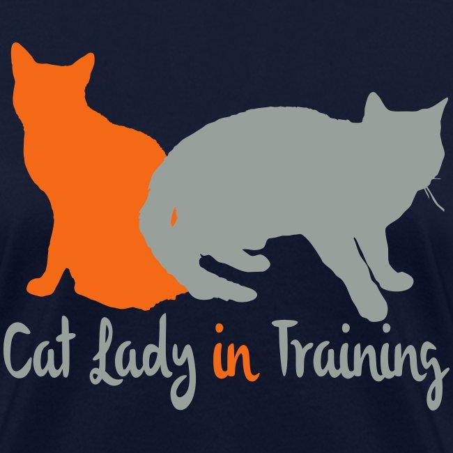 Cat Lady In Training