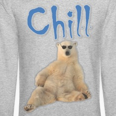 Chill Polar Bear