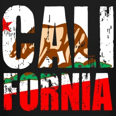 California Bear Star Long Sleeve Shirts