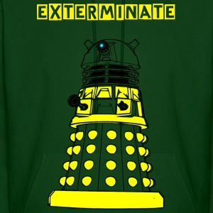 Color Your Own Dalek - Men's Hoodie