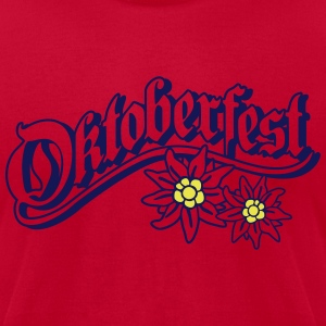 oktoberfest T-Shirts - Men's T-Shirt by American Apparel