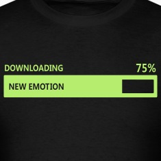 downloadingnewhumanemotion T-Shirts