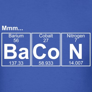 Ba-Co-N (bacon) - Full T-Shirts - Men's T-Shirt
