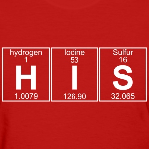 H-I-S (his) - Full Women's T-Shirts - Women's T-Shirt