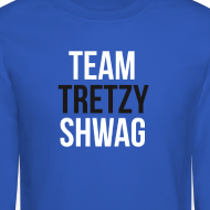 Design ~ Team TreTzy Sleeved