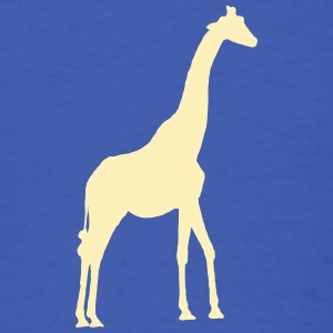 Giraffe - Zoo - Animal T-Shirts - Men's T-Shirt
