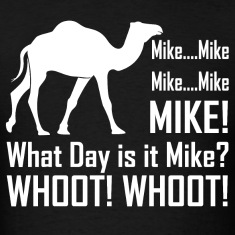 Mike! Hump Day!