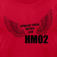 Design ~ Spread your wings and HM02