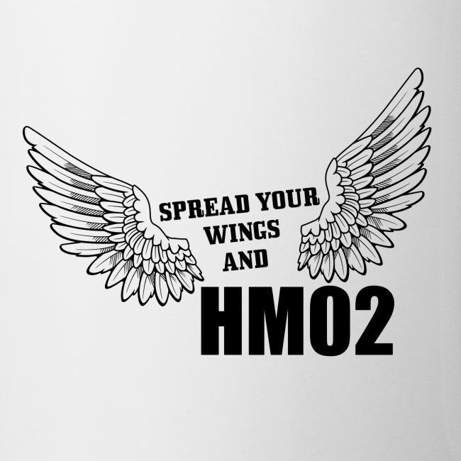 Spread your wings and HM02