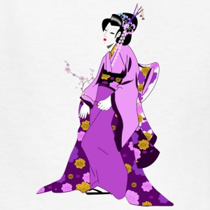 Geisha - Japan - Asian Kids' Shirts - Kids' T-Shirt