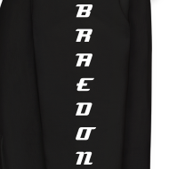 Design ~ CUSTOM ORDER - BRAEDON