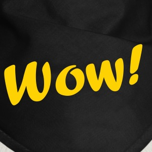 wow dog Dog T-Shirts - Dog Bandana