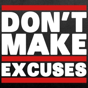 Don't Make Excuses Bags & backpacks - Duffel Bag