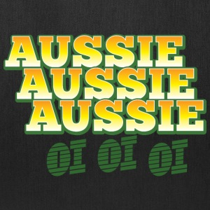 aussie aussie aussie oi oi oi Bags & backpacks - Tote Bag