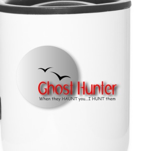 Ghost Hunter Bottles & Mugs - Travel Mug
