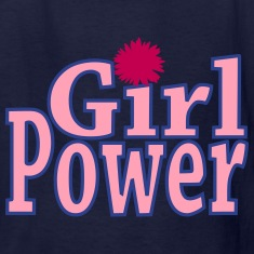 Girl Power Girls T-Shirt