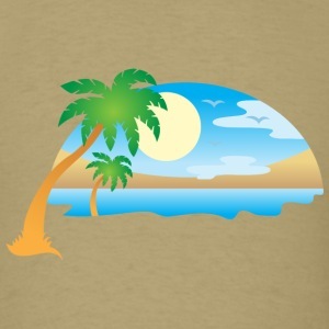 Summer - Vacation - Travel - Relaxation T-Shirts - Men's T-Shirt