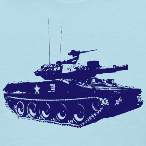 Tank - Military - Army - War - Troops - Soldiers Women's T-Shirts - Women's T-Shirt