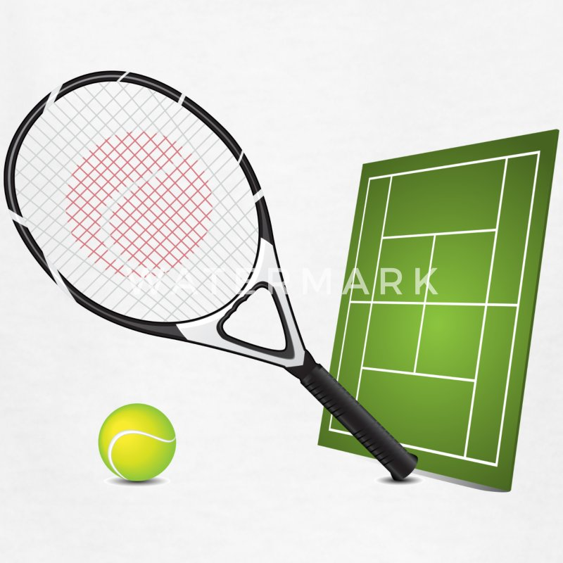 Tennis - Sports Kids' Shirts - Kids' T-Shirt
