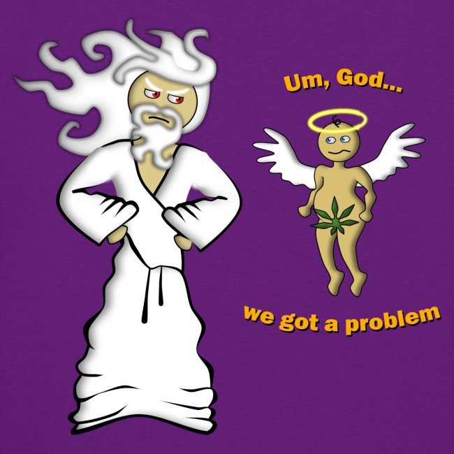 We Got A Problem Hoodie (women's)