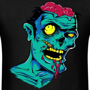 Zombie - Undead - Geek - Horror - Scifi - Dead T-Shirts - Men's T-Shirt