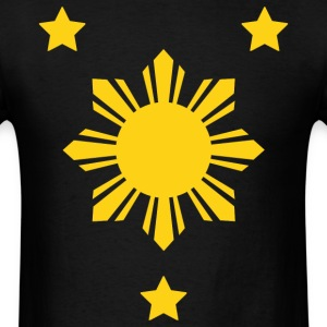 Sun Stars Mens Filipino Tshirt - Men's T-Shirt
