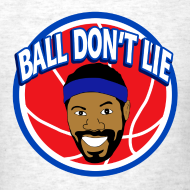 Design ~ Ball Don't Lie - Basketball