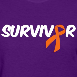 Survivor Women's T-Shirts - Women's T-Shirt