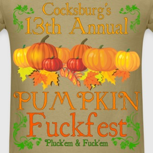 Annual Pumpkin - Men's T-Shirt