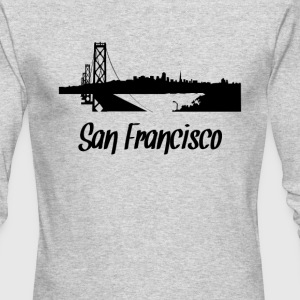 San Francisco  - Men's Long Sleeve T-Shirt by Next Level