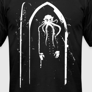 Cthulok - Cthulhu is Orlok - Men's T-Shirt by American Apparel
