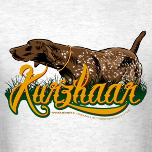 brown_kurzhaar T-Shirts - Men's T-Shirt