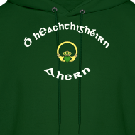 Design ~ Ahern Family Claddagh Sweat for Men