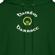 Design ~ Barrett Family Claddagh Sweat for Men