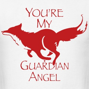 Guardian Angel T-Shirts - Men's T-Shirt