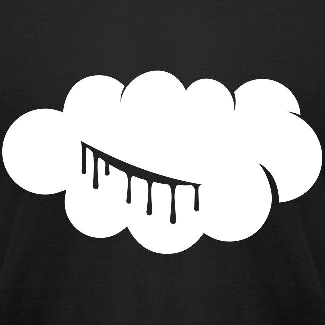 cut & bloodied cloud