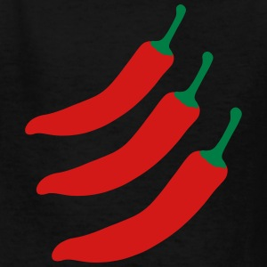 Hot Chillies! Kids' Shirts - Kids' T-Shirt