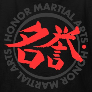 Honor Martial Arts - Kids' T-Shirt