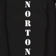 Design ~ Custom Order - NORTON - I AM AN OILFIELDFUCKUPS