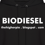 Design ~ Official Higher Pie Biodiesel Hoodie