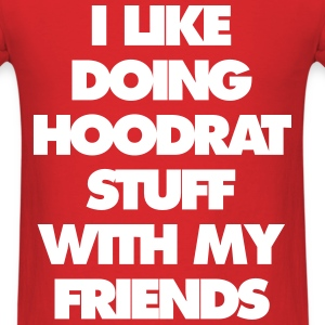 Hood Rat - Men's T-Shirt