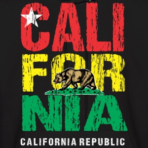 Tri Color California Hoodies - Men's Hoodie