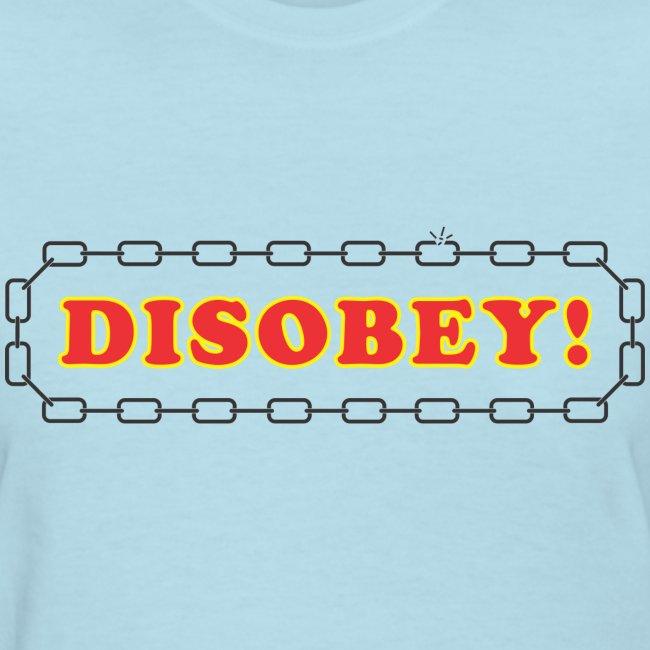 Disobey logo f