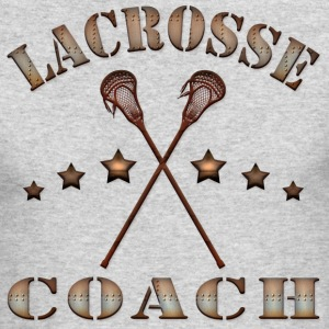 Lacrosse Coach Steampunk Long Sleeve Shirts - Men's Long Sleeve T-Shirt by Next Level