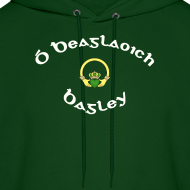Design ~ Bagley Family Claddagh Sweat