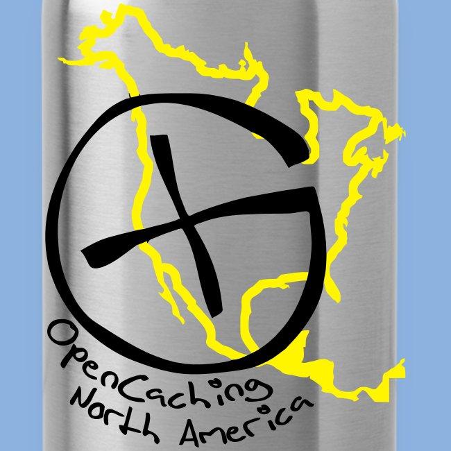 OCNA Logo Water Bottle