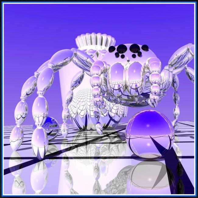 Silver Spider 1