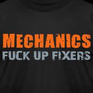 Design ~ Mechanics - Fuck Up Fixers