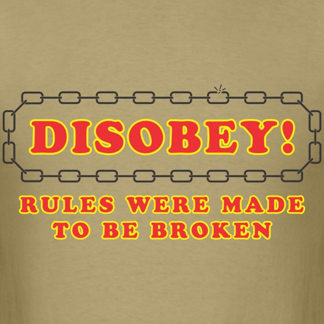 Disobey rules made 2b broken